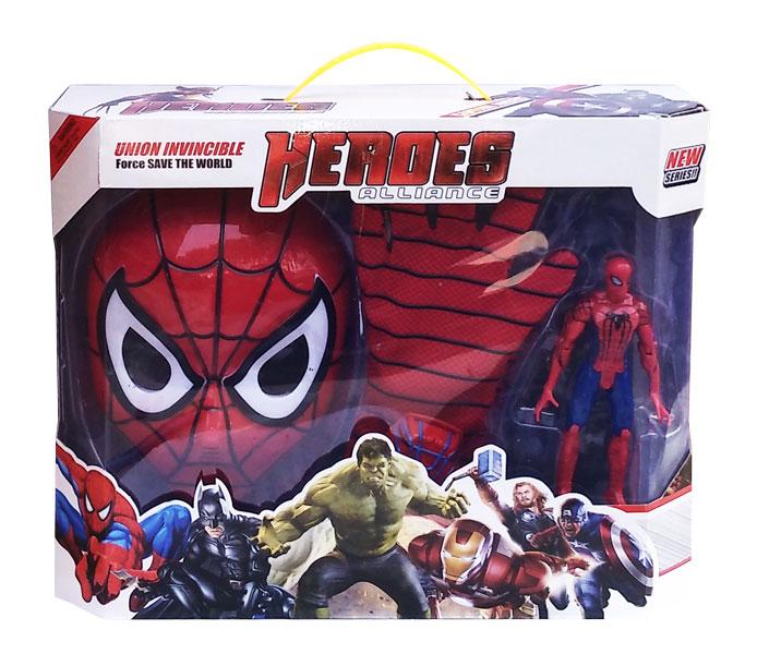 toko mainan online HEROES ALLIANCE SPIDERMAN - WL3019