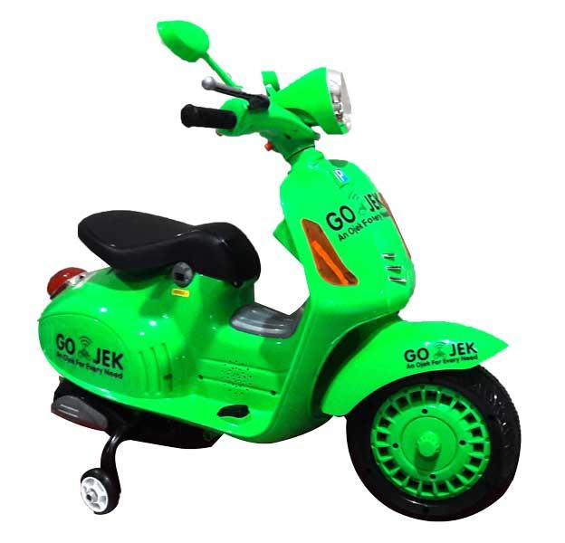toko mainan online MOTOR AKI GOJEK - MOB-3021G