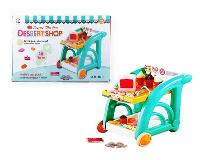 toko mainan online DESSERT SHOP - 6910B/ 6910A