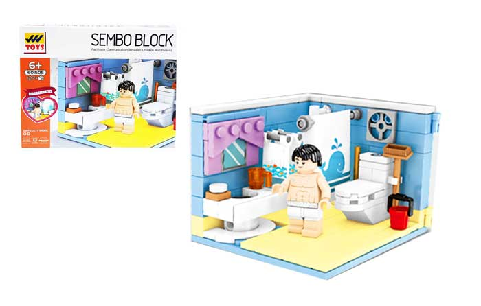 toko mainan online SEMBO KAMAR MANDI - SD601505