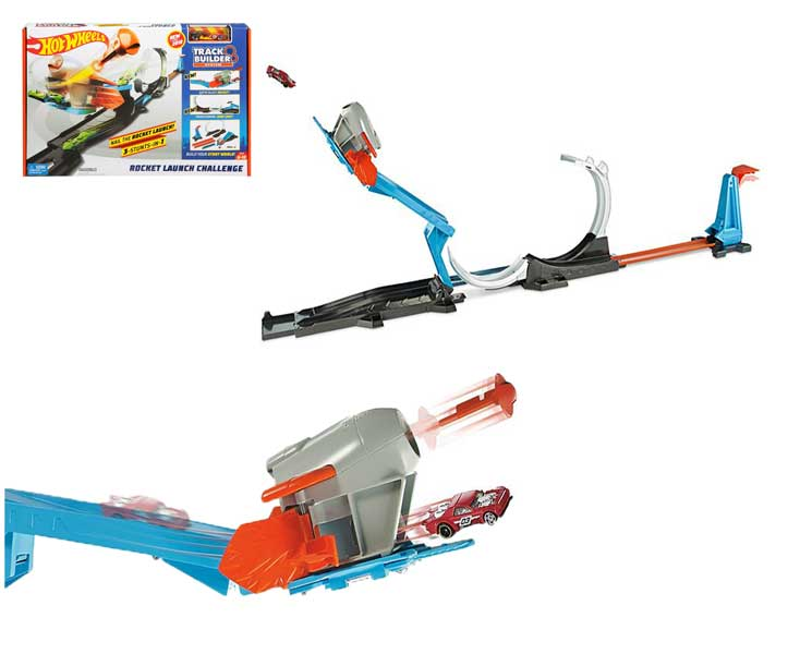 toko mainan online HOT WHEELS ROCKET LAUNCH - FLK60