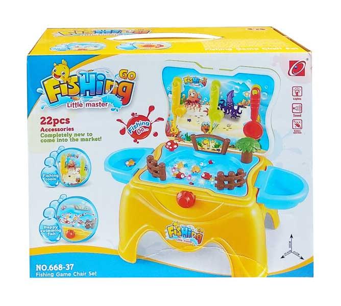 toko mainan online FISHING LITTLE MASTER - 668-37