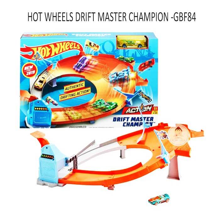 toko mainan online HOT WHEELS DRIFT MASTER CHAMPION -GBF84