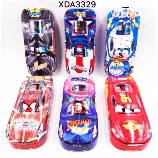toko mainan online TEMPAT PENSIL + ISI XPA-3329