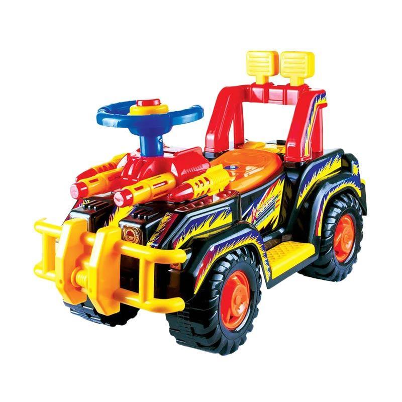 toko mainan online RIDE ON JEEP SENJATA - MK608