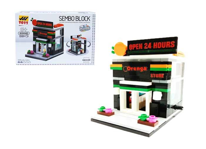 toko mainan online SEMBO OPEN 24 HOURS - SD601040