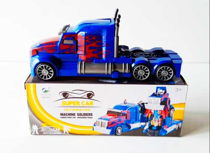 toko mainan online SUPER CAR OPTIMUS - S-879