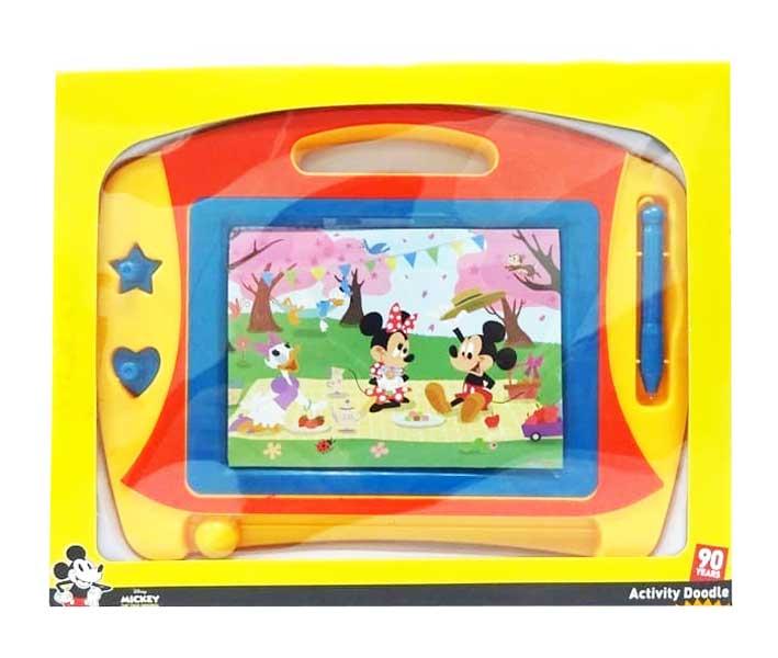 toko mainan online  MICKEY ACTIVITY DOODLE - 03645