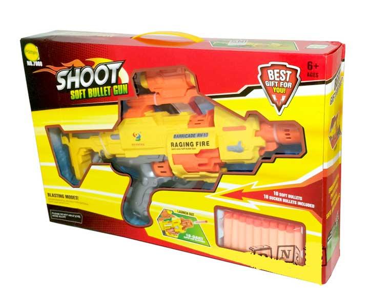 toko mainan online SHOOT SOFT BULLET - 7008