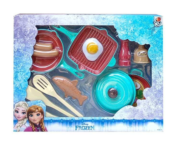 toko mainan online FOOD SET FROZEN - NB-03648