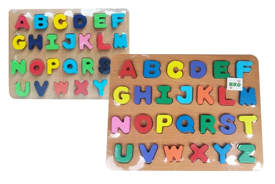 toko mainan online PUZZLE TIMBUL HURUF BESAR - 3015/YT-3672