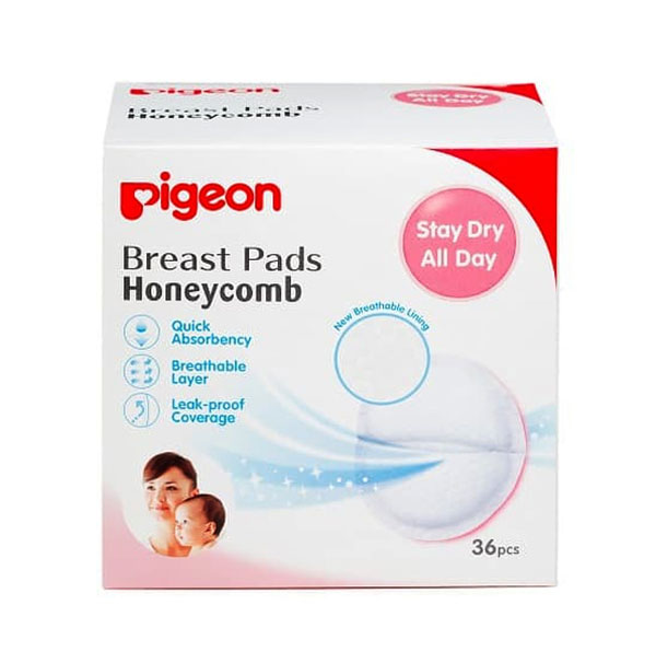 toko mainan online BREAST PADS HONEYCOMB 36PCS-5105