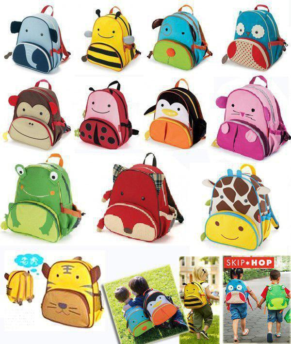 toko mainan online SKIPHOP BACKPACK MIX (gr6mx)