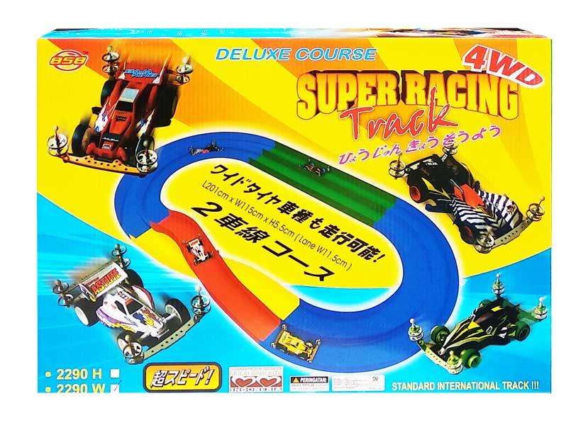 toko mainan online TRACK TAMIYA 2 JALUR - 2290-W