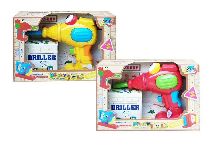 toko mainan online HANDY TOOLS DRILL - 10023