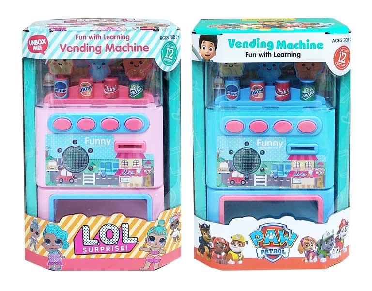 toko mainan online VENDING MACHINE LOL / PAW PATROL - Z106