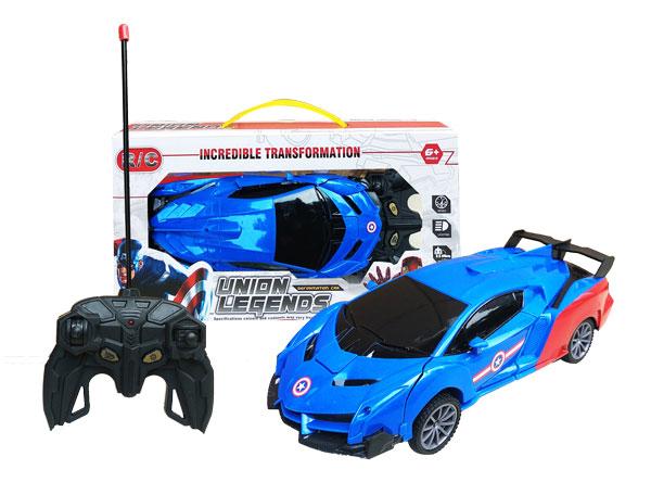 toko mainan online RC DEFORM UNION LEGENDS CAPTAIN - 689-338