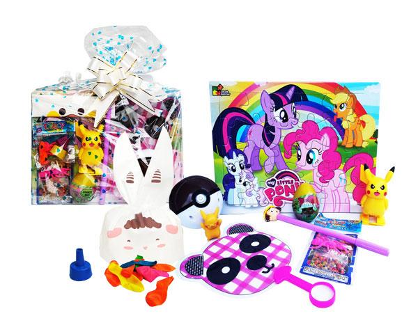 toko mainan online PAKET GOODY BAG ISI 9 - PGB-9