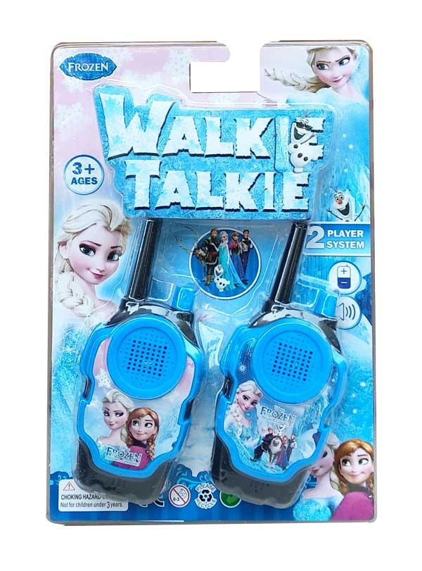 toko mainan online WALKIE TALKIE  FROZEN - 2290