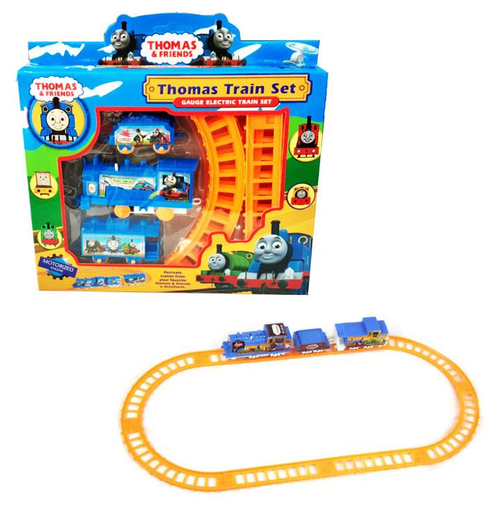toko mainan online THOMAS TRAIN SET - 877-33
