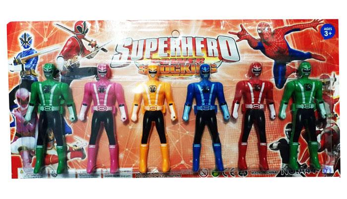 toko mainan online POWER RANGERS KECIL - A44-83