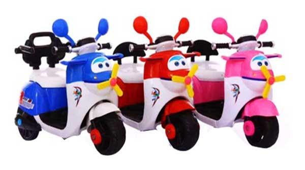 toko mainan online MOTOR AKI PLANE - MOB-3034