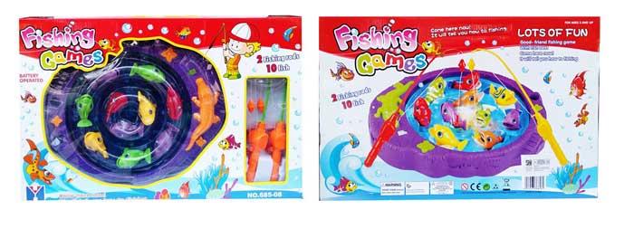 toko mainan online FISHING GAMES - 685-08