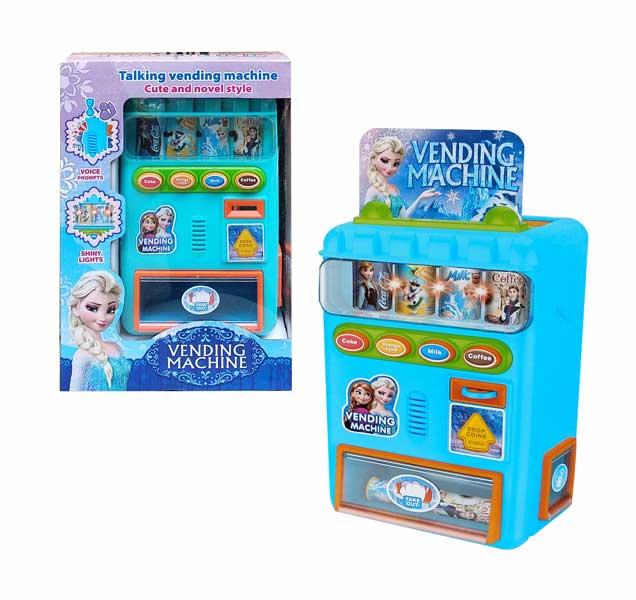 toko mainan online TALKING VENDING MACHINE - DN1001-FZ