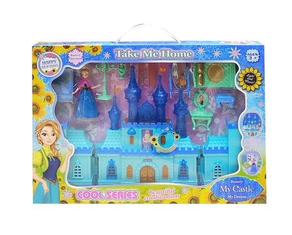 toko mainan online MY DREAM CASTLE FROZEN - 29000
