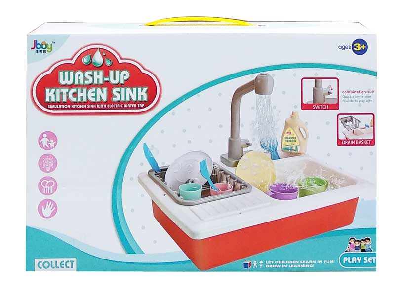 toko mainan online WASH-UP KITCHEN SINK