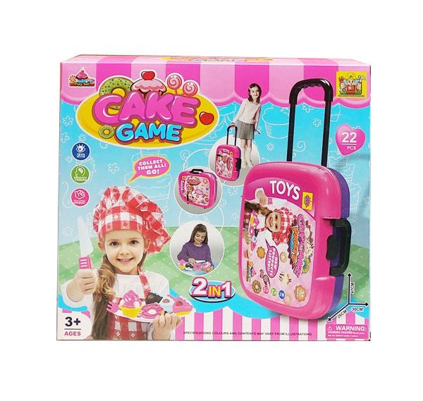toko mainan online CAKE GAME 2IN1 22PCS - 36778-88