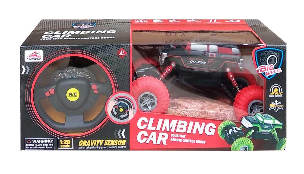 toko mainan online RC CLIMBING CAR - 507D-L20