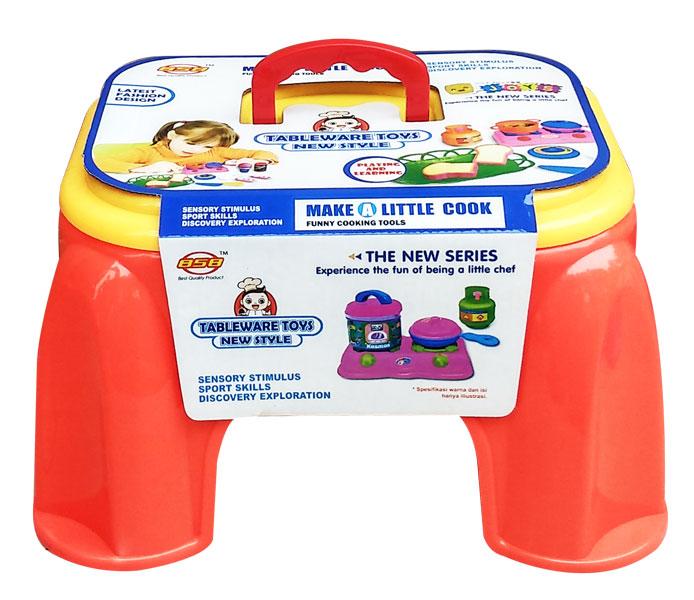 toko mainan online MAKE A LITTLE COOK  - ST1678-M