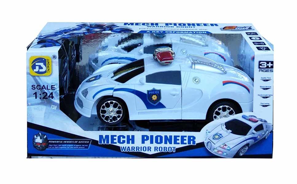 toko mainan online RC MECH PIONEER WARRIOR ROBOT - JS003A