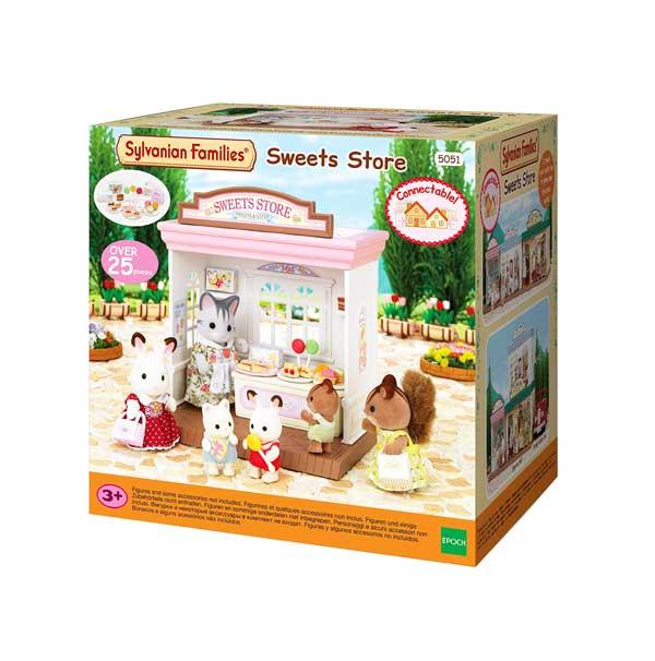 toko mainan online SYLVANIAN SWEETS STORE - 5051