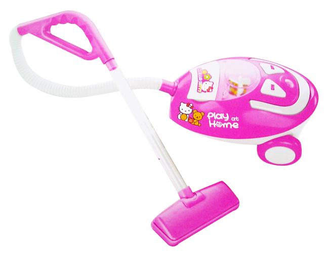 toko mainan online VACUM CLEANER HELLO KITTY