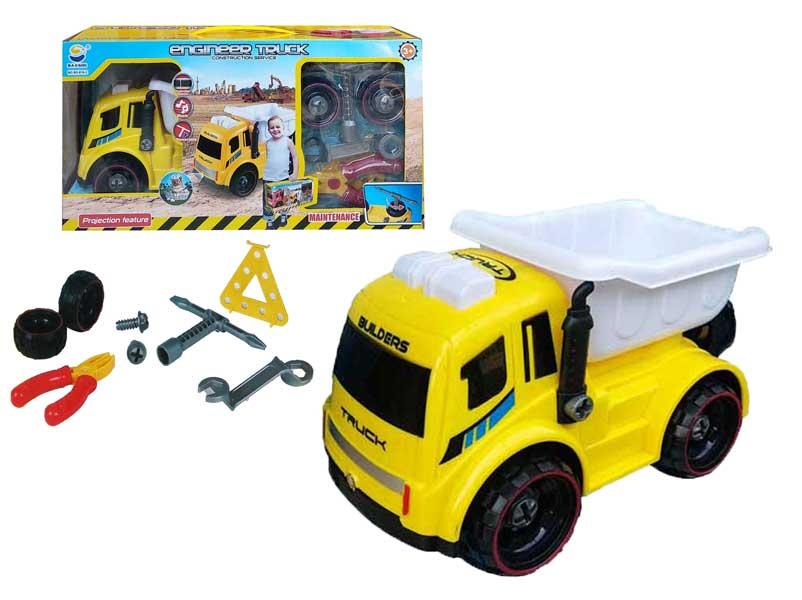 toko mainan online ENGINEER TRUCK - BS815-2