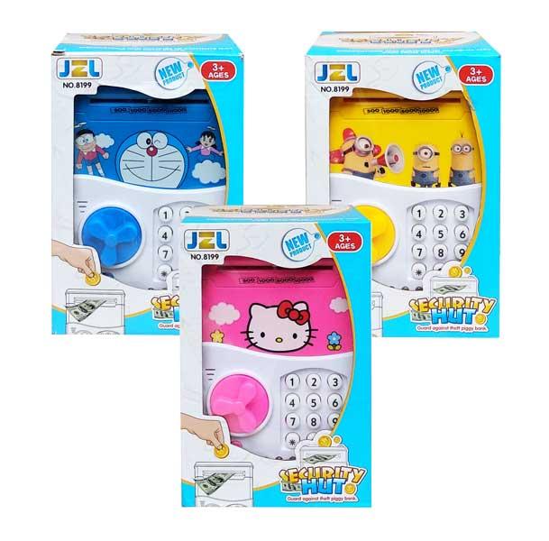toko mainan online SAVING DEPOSIT BOX DR/HK/MN - 8199