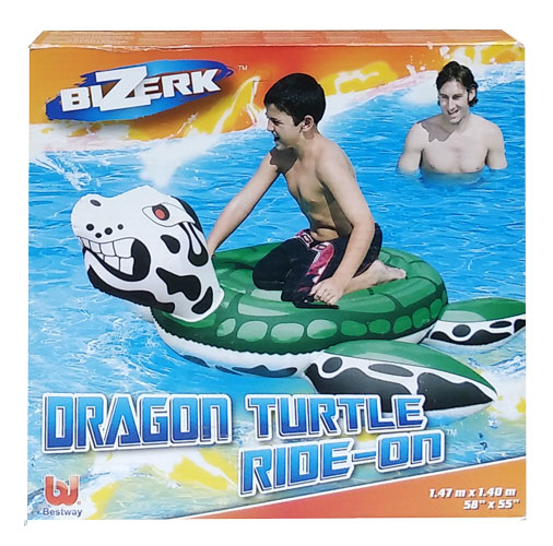 toko mainan online Dragon Turtle Ride On 41041