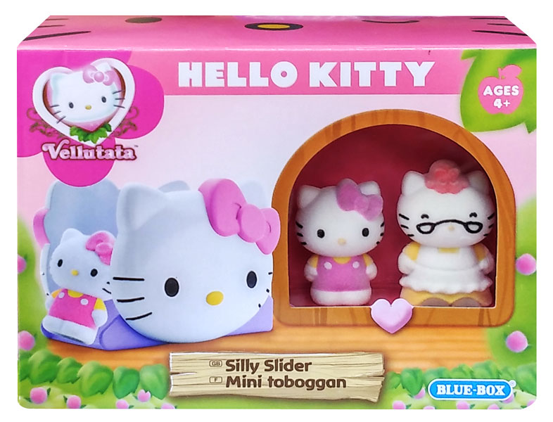 toko mainan online HELLO KITTY SILLY SLIDER