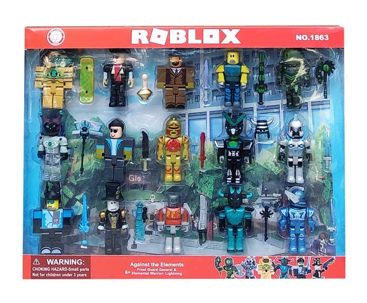 toko mainan online ROBLOX 15PCS - 1863