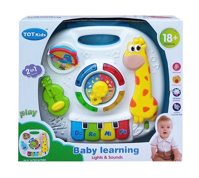 toko mainan online BABY LEARNING JERAPAH - 2089