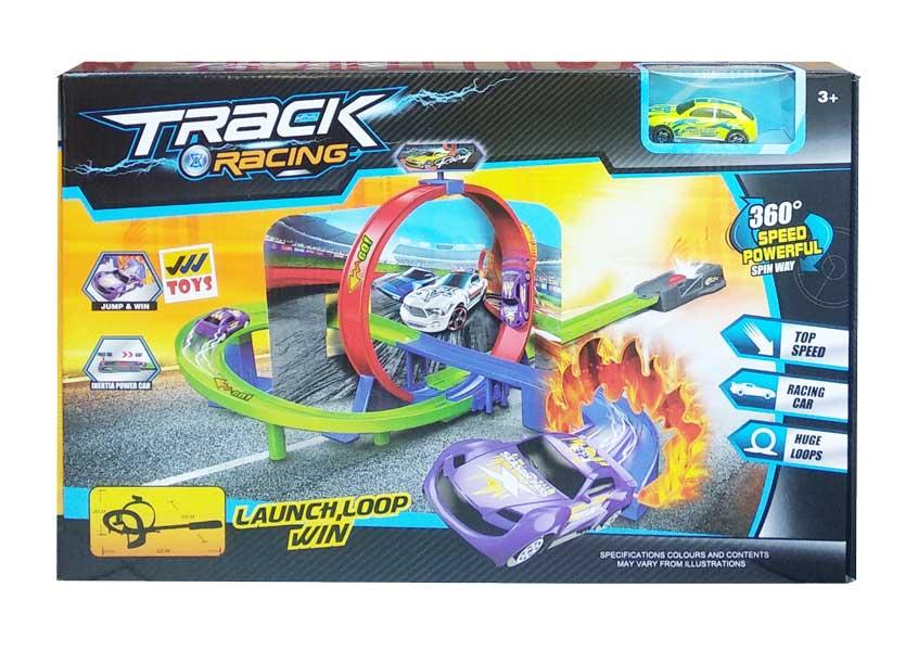 toko mainan online TRACK RACING - 8019