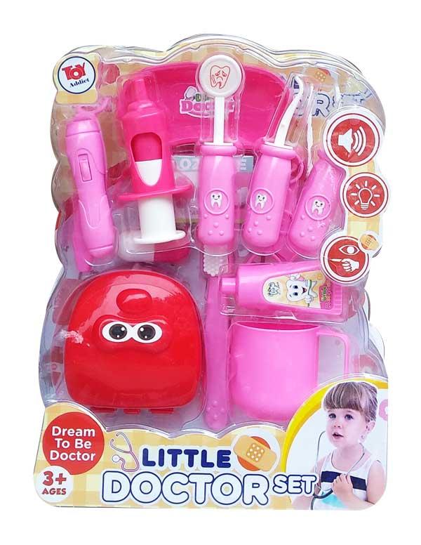toko mainan online LITTLE DOCTOR SET  (GIGI)- CPS161536