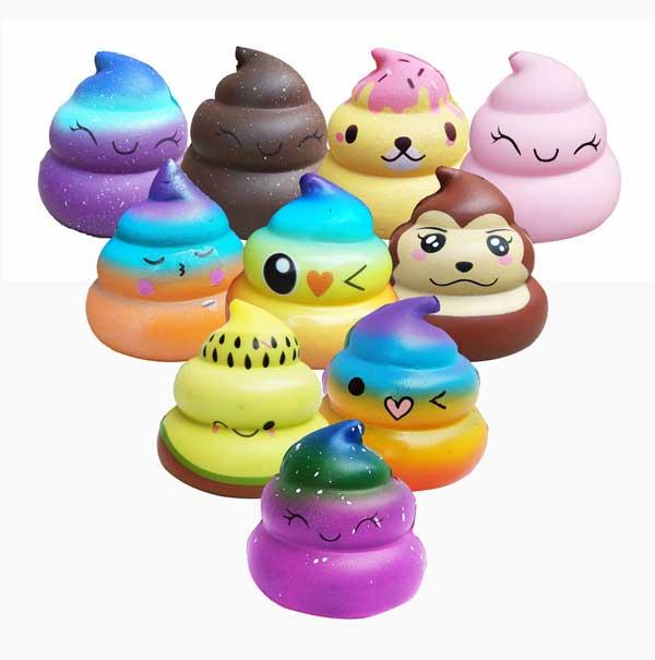 toko mainan online SQUISHY POOP - LC221