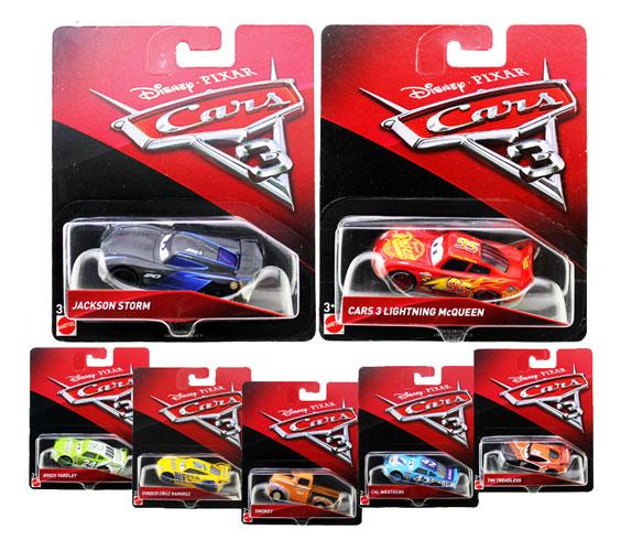 toko mainan online DIE CAST DISNEY PIXAR CARS 3 - DXV29 (gr6)