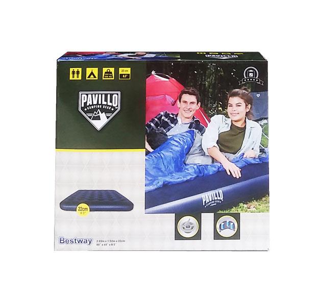 toko mainan online BESTWAY AIR BED QUEEN - 67003