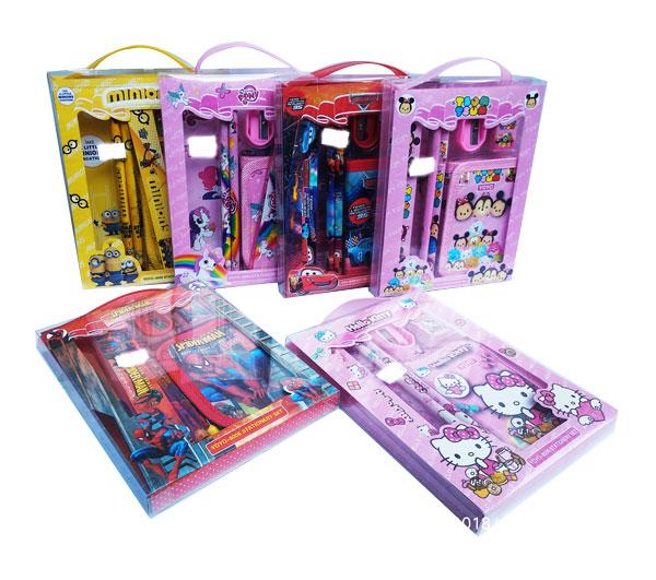 toko mainan online STUDY SET DOMPET - 8006