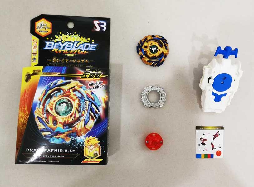 toko mainan online BEYBLADE B-79 - BB821