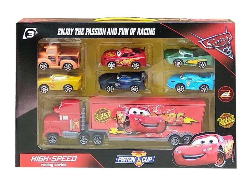 toko mainan online HIGH SPEED CARS - 688-K2